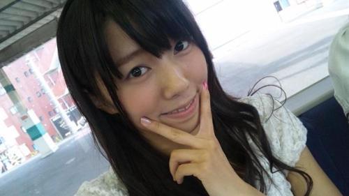 4月からAKB48の中村麻里子さんがサンテレビジョンの契約アナウンサーに!