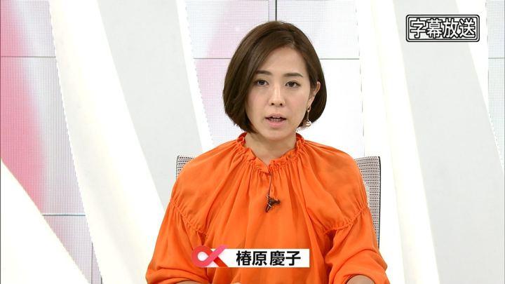 THE NEWS a(10/2:椿原慶子アナメインキャスター初日)を見逃したみなさんへ!