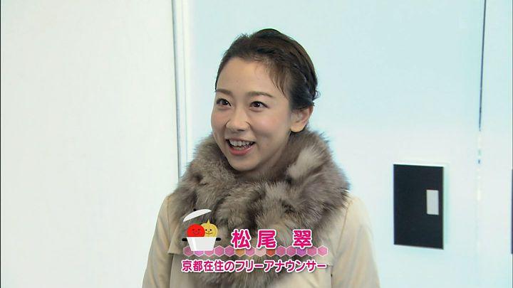 松尾翠さんが3年半務めたABC「キャスト」を2017年で卒業。
