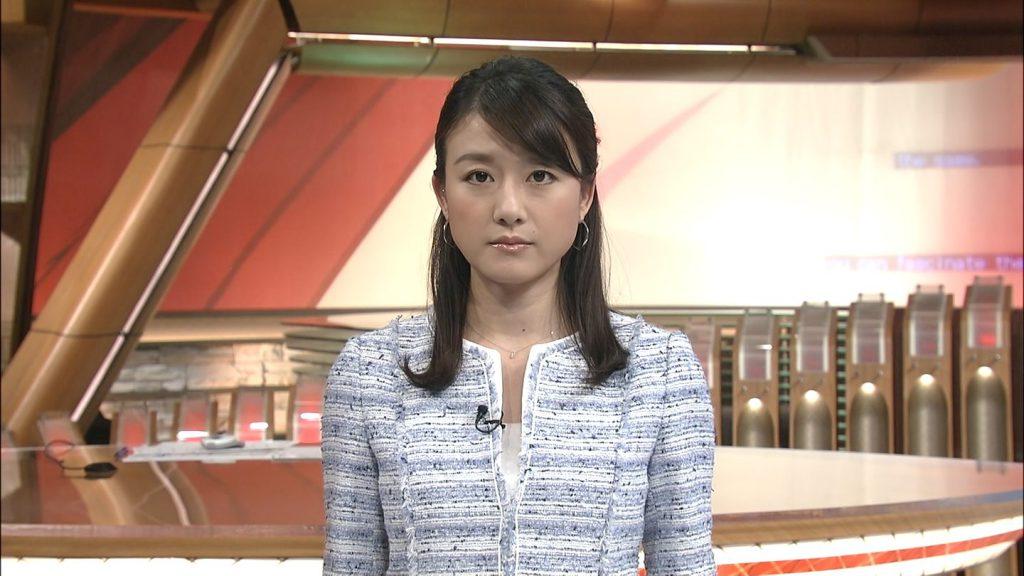 大島由香里アナが2017年限りでフジテレビを退社・・・。