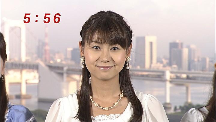 """女子アナの""""素""""っぴん(山中章子アナ)vol8が更新!"""