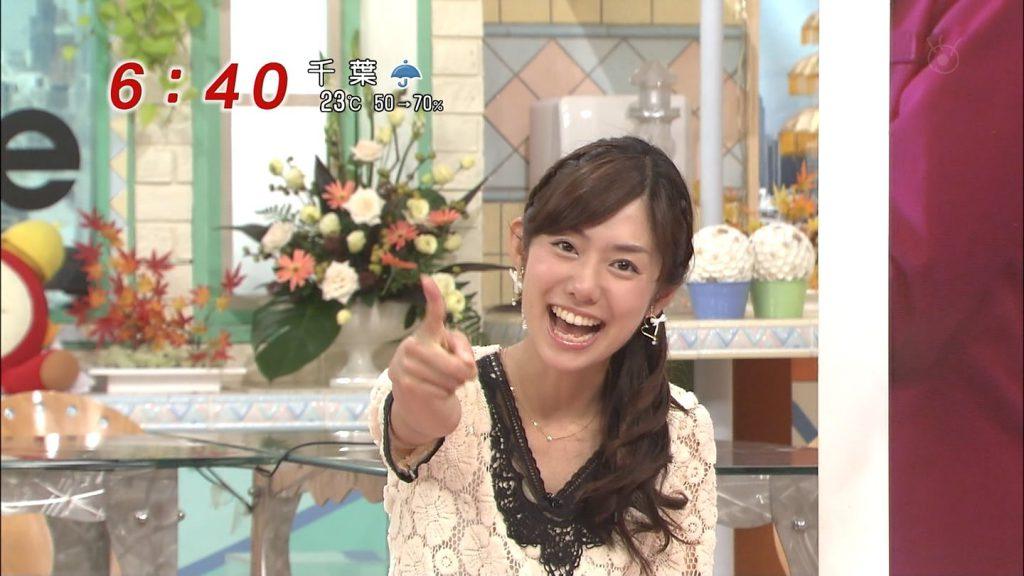 """女子アナの""""素""""っぴん(山崎夕貴アナ)vol13が更新!"""