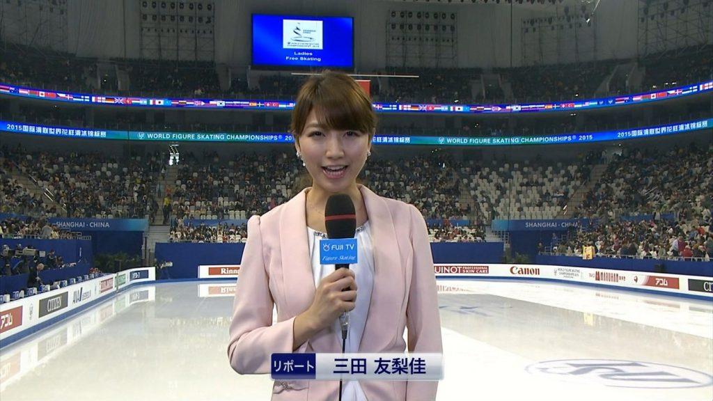 三田友梨佳アナが3年連続でAKB48世界選抜総選挙(6/16)MCに決定!