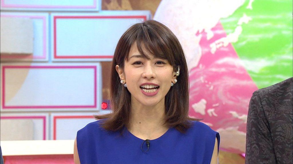 加藤綾子さんがInstagramを8/2に開設!