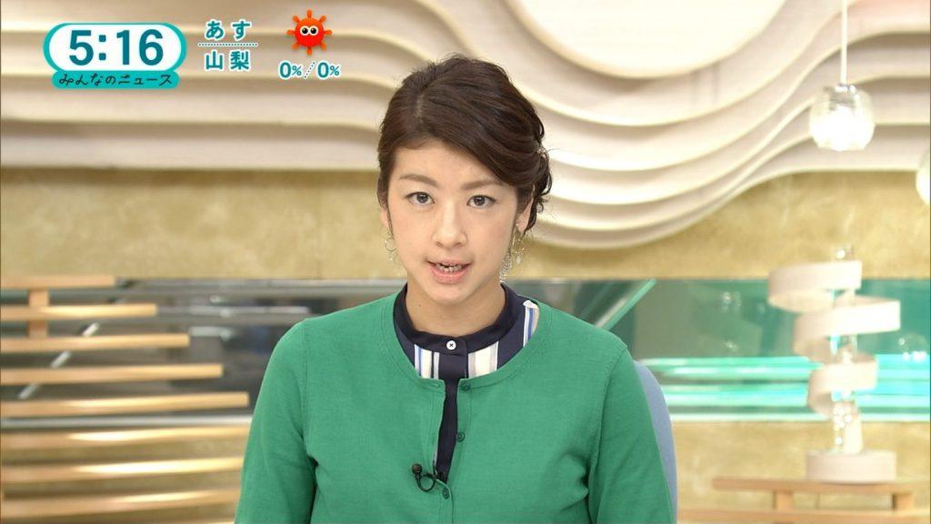 生野陽子アナ2018年内を持って「プライムニュース」お休みへ。