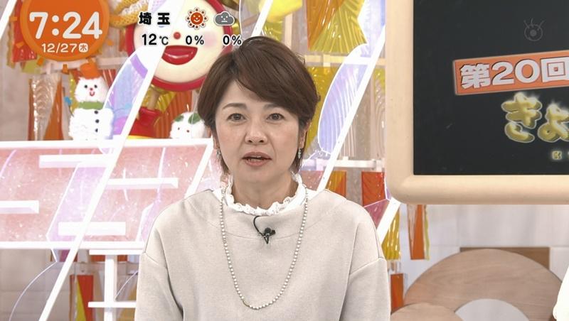 """女子アナの""""素""""っぴん(西山喜久恵アナ)vol35が更新!"""