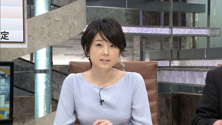 人事異動で事業部へ移動が決まった秋元優里アナの決断ははたして・・・。